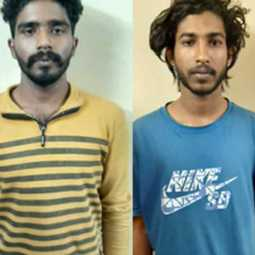 Three arrested for drug sales
