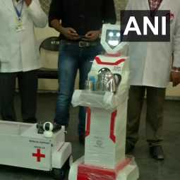 chennai stanley government hospital robots facilities