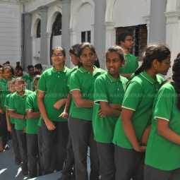 students visit Tamilnadu assembly