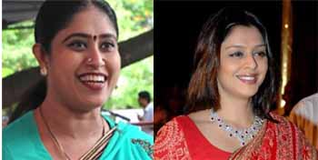 Actress Nagma, Vijayadaran's new post