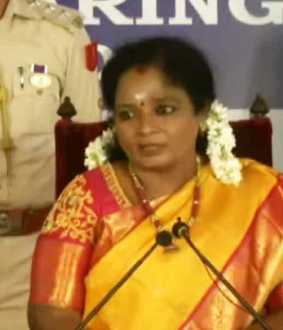 ' I know about the power of the Governor, Chief' minister' - Tamilisai Interview