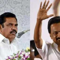 MK Stalin praises; Edappadi scolds - AIADMK Minister's Voice Editing Video!