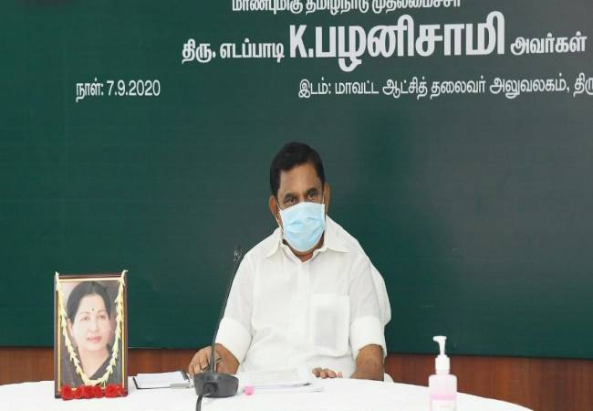cm palanisamy districts trip postponed
