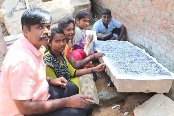 800 year old inscription with beautiful Tamil names found in Sayalgudi!