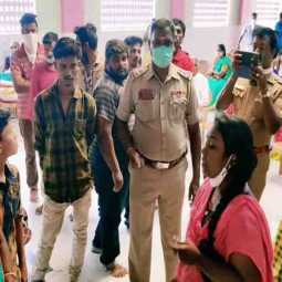 Vellore District - Corona Period Wedding - Police investigation -