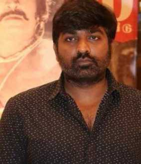 Vijay Sethupathi at the Chief Minister's residence!