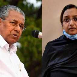 Is the Enforcement Department trying to add pinarayi vijayan to the case? Excitement by Swapna Suresh Audio!