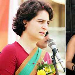 congress leader confues between priyanka chopra and priyanka gandhi
