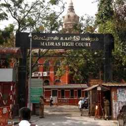 government land, water way land chennai high court order
