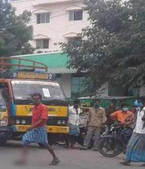 Incident in theni