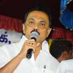 M.K.Stalin on Vannarapettai