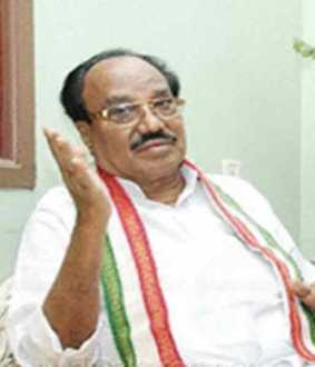 Former Congress MP Anbarasu passes away