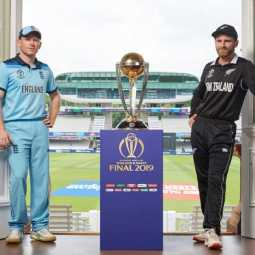 icc world cup final match 2019 England vs new Zealand  doss win new zealand