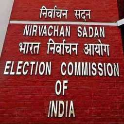 election commission of india has wrotes the letter for five state chief secretaries