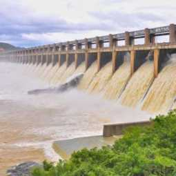 salem district mettur dam water level cauvery water