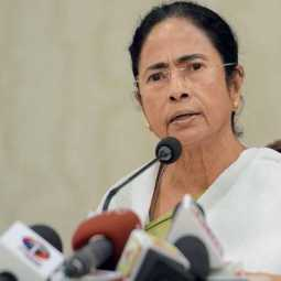 parliament session at delhi kashmir president government extend bill mamata party support with bjp