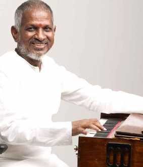 The first song in the new studio ... Ilayaraja again