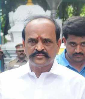 '' Our alliance will win '' - Minister Kadampur Raju!