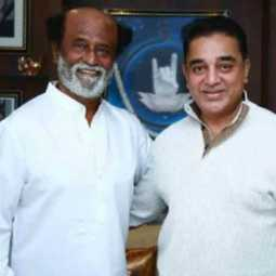 Sudden meeting of Rajini Kamal