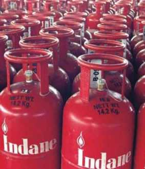 domestic gas cylinder price hike peoples