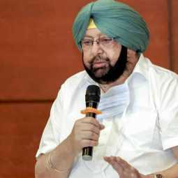 amarinder singh urges center to initiate immediate talks to farmers