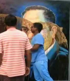 Periyar, Ambedkar painting insult ... Police investigation!