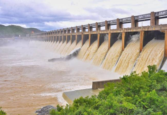 salem district mettur dam water level raised