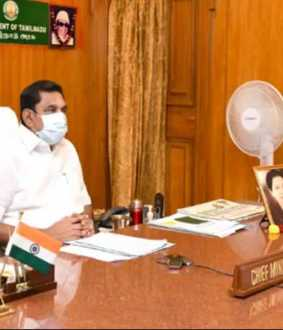 Corona vaccination program ... PM consults with chief ministers