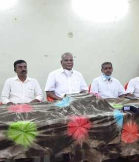 marxist communist party tamilnadu leader pressmeet at neyveli
