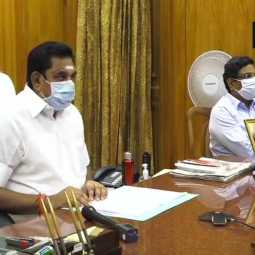 CHENNAI CORONAVIRUS ISSUES CM PALANISAMY CII VIDEO CONFERENCE
