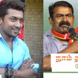 Actor Surya -  seeman