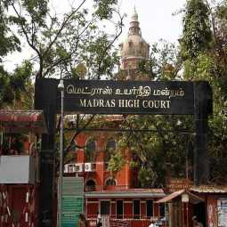 chennai high court chief judge order video conferencing meeting