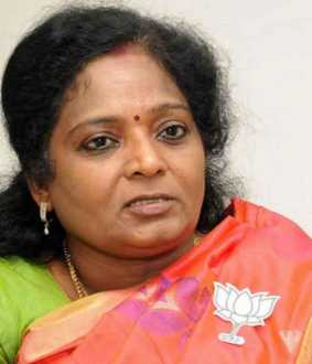 Two officers appointed as advisors to Tamilisai soundararajan