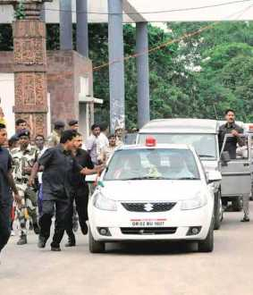 naveen patnaik security beefed up after a letter