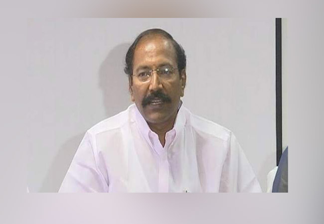 minister thangamani press meet