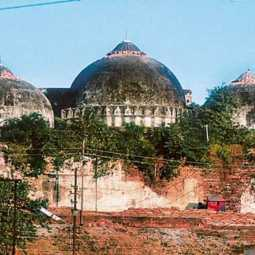 babri masjid lucknow cbi court today announced the judgement