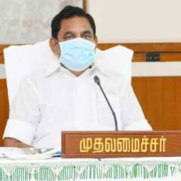 tamilnadu rains prevention works cm palanisamy discussion on oct 12th