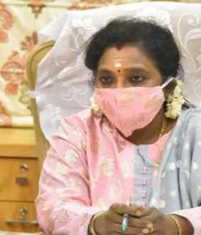 Penalty for not wearing mask ... Governor tamilisai orders
