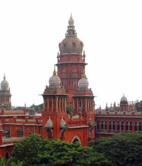 Freedom of the press chennai high court