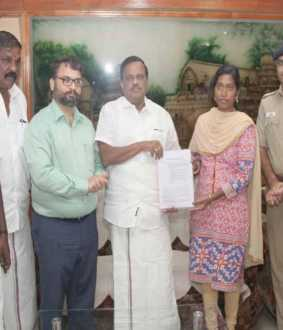 kanyakumari ssi wilson incident his family government job order