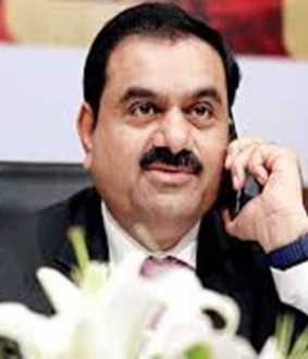 corona virus Impact - 100 crores funded by Gautam Adani