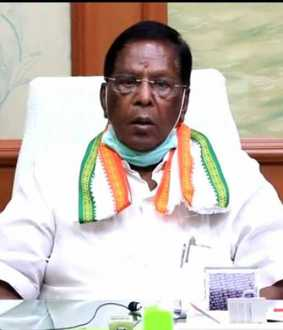 puducherry narayanasamy