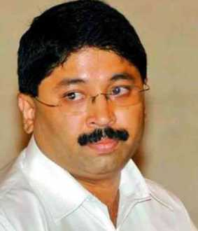 The BJP is imagining itself as the strongest party in Tamil Nadu - DMK, MP Dayanidhimaran !!