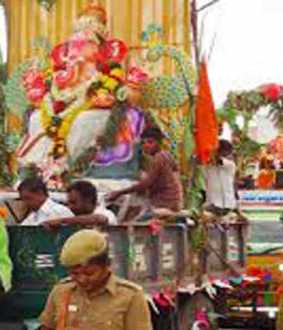 Ganesha statue procession not allowed ... Tamil Nadu government announcement