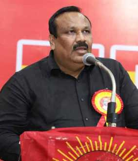 Sakul Ameeth, senior executive of the Naam Tamil Party has passed away!