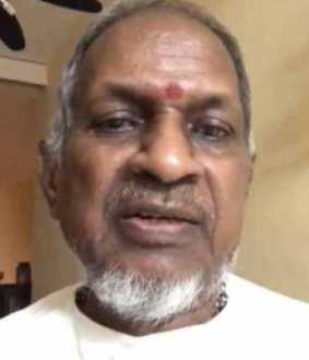 '' I said I was waiting to see you ... where did you go ... '' -Ilayaraja melted!