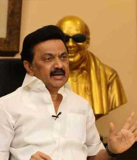 dmk stalin statement