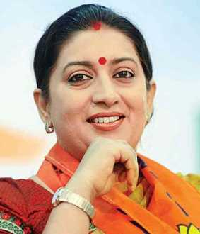 Smriti Irani tests positive for coronavirus