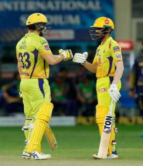ipl match kolkata knight riders vs chennai supre kings teams