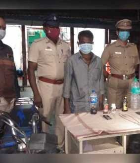 kallakurichi woman incident man arrested